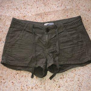 Jolt short shorts